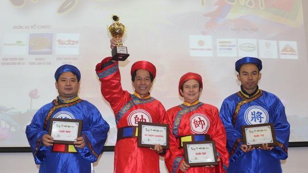Kỳ thủ mạnh nhất Việt Nam sẽ lộ diện ở Ninh Bình vào cuối tuần