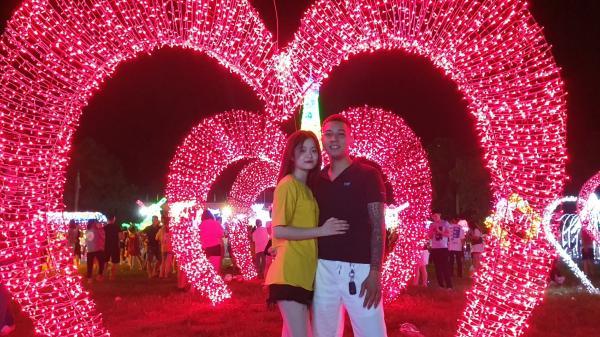 Ninh Bình tổ chức Lễ hội tình yêu siêu hoành tráng với mô hình trái tim 3D khổng lồ