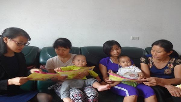 Thành phố Ninh Bình: Nhiều khó khăn trong giảm thiểu mất cân bằng giới tính khi sinh