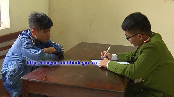 Công an thành phố Ninh Bình: Bắt một đối tượng trộm cắp tài sản