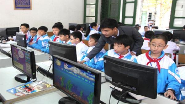 Trường THCS Lê Hồng Phong: Đơn vị dẫn đầu khối THCS toàn tỉnh