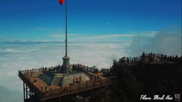 """""""Ngất ngây"""" khi xem trọn clip """"Sa Pa – Ninh Bình 2017"""""""
