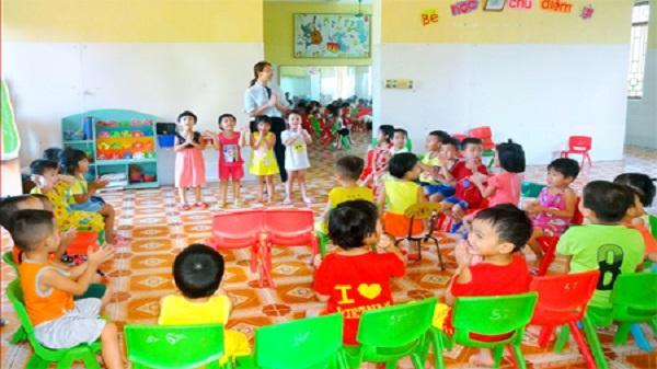 Cô hiệu trưởng mầm non hết lòng vì sự nghiệp trồng người của Ninh Bình