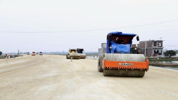 Đẩy nhanh tiến độ thi công dự án xây dựng tuyến đường kết nối cao tốc Cầu Giẽ - Ninh Bình với Quốc lộ 1 giai đoạn II