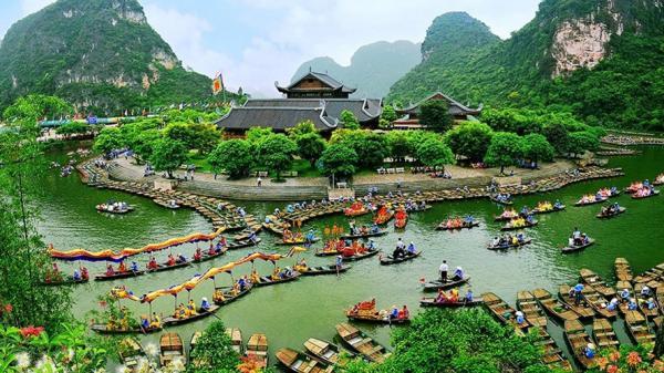Năm Du lịch quốc gia 2021 sẽ diễn ra tại Ninh Bình