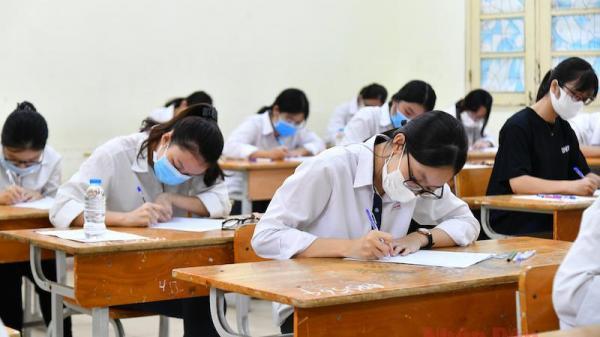 Lịch chính thức, chi tiết kỳ thi tốt nghiệp THPT năm 2021