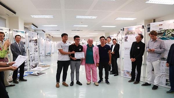Chàng sinh viên Ninh Bình có duyên với giải thưởng
