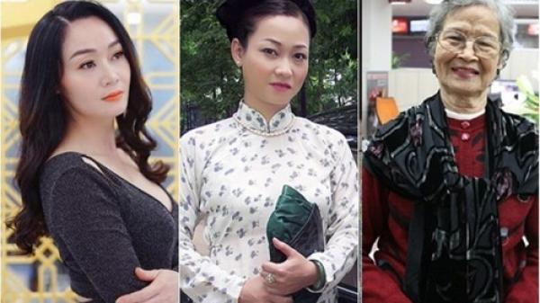 Cuộc đời 3 nữ DV nổi nhất phim 'Của để dành': Người bị trầm cảm, người mãi vẫn cô đơn
