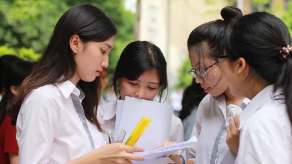 Ninh Bình chốt lịch thi tuyển sinh vào lớp 10 THPT