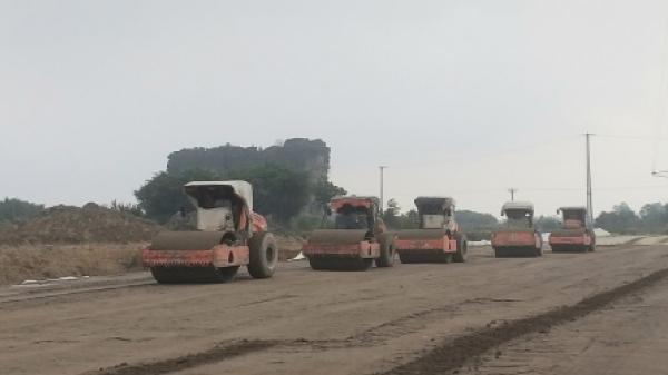 Ninh Bình: Chi phí giải phóng mặt bằng cao tốc Mai Sơn – Quốc lộ 45 tăng 112 tỷ đồng