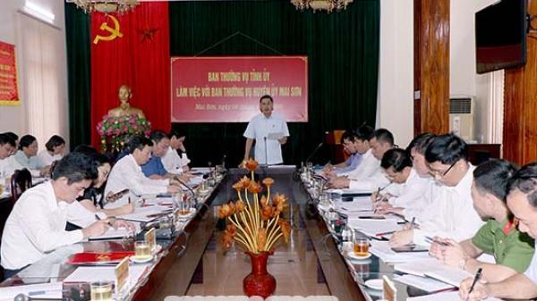 Sơn La: Xây dựng Mai Sơn trở thành trung tâm chế biến nông sản của tỉnh