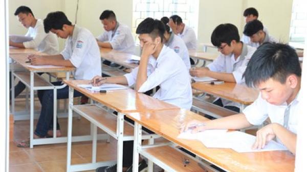 """Ninh Bình """"chốt"""" 3 môn thi vào lớp 10 THPT"""