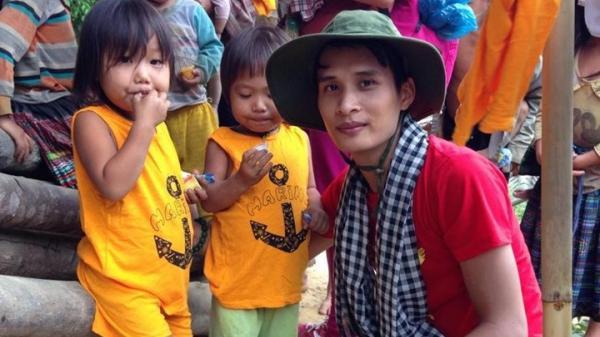 Chàng trai Khoa văn quê Ninh Bình dành cả thanh xuân cho những chuyến đi