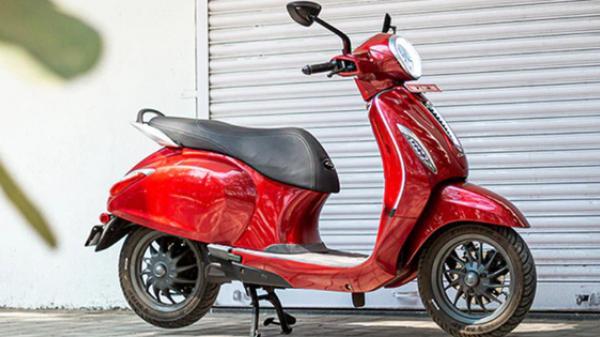 Lộ diện mẫu xe giá 30 triệu na ná Vespa, về Việt Nam có cửa đấu Honda Vison?