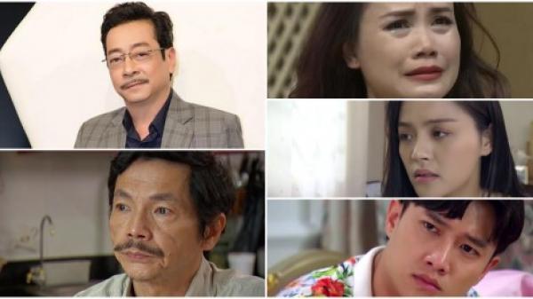 Số phận của dàn diễn viên 'Về nhà đi con': Người đột ngột ra đi, người trải qua 4 cuộc hôn nhân