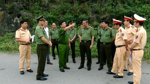 Ninh Bình: Gần 1.000 cán bộ, chiến sĩ tham gia bảo vệ Lễ khai mạc Năm Du lịch Quốc gia