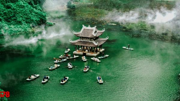 Phim điện ảnh đầu tiên của Hoa hậu H'hen Niê quay ở Ninh Bình tung hình ảnh ấn tượng