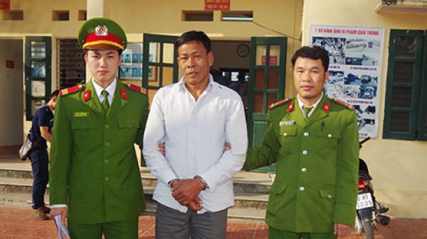 Bắt thêm đối tượng người Ninh Bình thu tiền bảo kê của lái xe ôm tại KCN Yên Bình