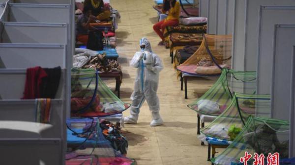 13 ngày tăng kỷ lục, Ấn Độ có hơn 20 triệu ca nhiễm Covid-19 nhưng vẫn chưa sát thực tế