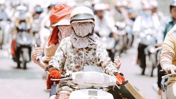 Chỉ số tia cực tím từ Trung Bộ trở vào Nam Bộ ở mức gây hại rất cao