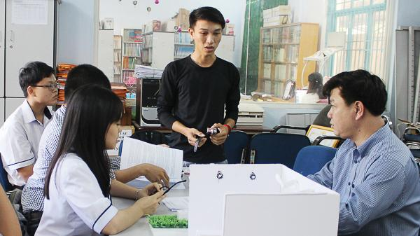 Đoàn Trường THPT Nguyễn Trãi: Nhiều hoạt động góp phần nâng cao chất lượng giáo dục