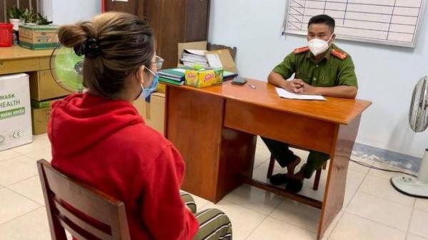 Bình Thuận: Tin lời người yêu, cô gái đăng tin giả trên Facebook bị xử lý