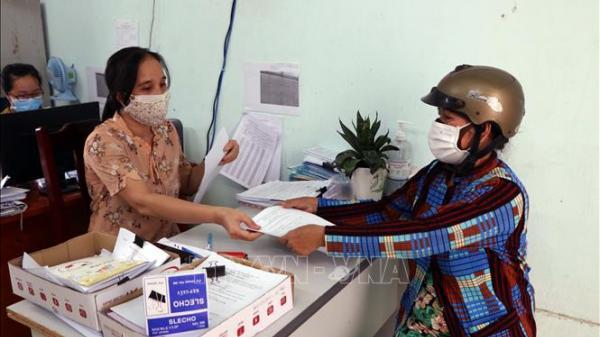 Ninh Thuận: Chia sẻ khó khăn với người dân bị ảnh hưởng bởi dịch bệnh
