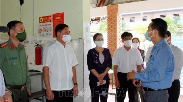 Ninh Thuận chia sẻ khó khăn với doanh nghiệp bị ảnh hưởng dịch bệnh