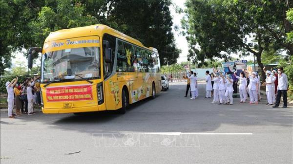 Ninh Thuận hỗ trợ nhân lực y tế cho Bình Dương chống dịch COVID-19