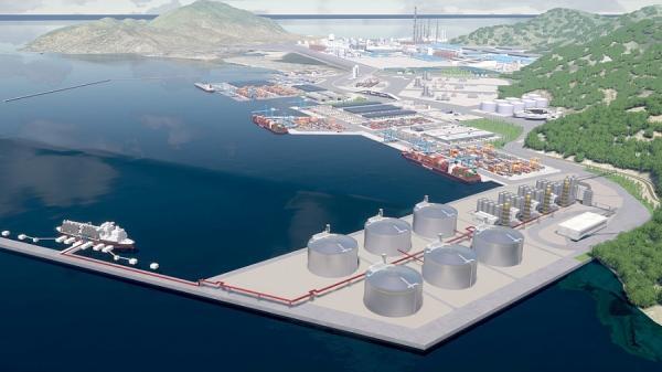 Ninh Thuận đề xuất phát triển 4.600 MW điện khí LNG thay thế điện hạt nhân