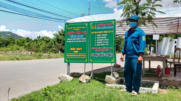"""Huyện miền núi Ninh Thuận quyết bảo vệ vững chắc """"vùng xanh"""""""