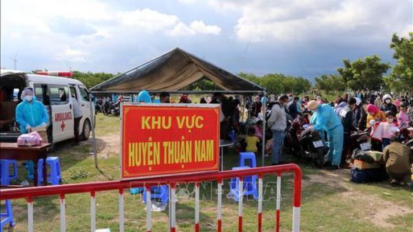 Ninh Thuận: Chủ động phương án đón người dân trở về từ nơi có dịch COVID-19