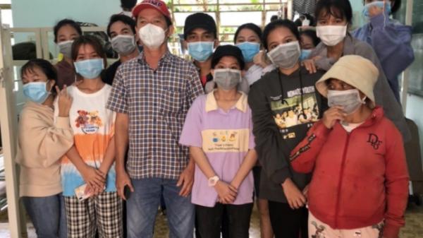 Đồng Nai: Một người nông dân tự bỏ ra 160 triệu đồng để hỗ trợ tiền xăng, tiền ăn cho người lao động khó khăn về quê