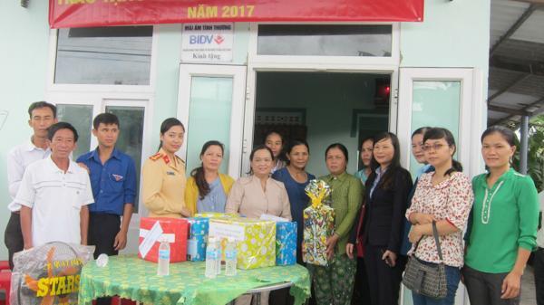 """Ninh Thuận: Ấm áp những căn nhà """"Mái ấm tình thương"""""""