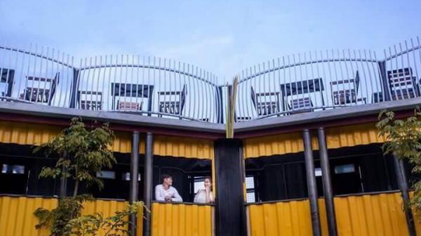 Độc đáo quán cà phê Container Ninh Thuận- không gian sống ảo cho hội trẻ có album nghìn like