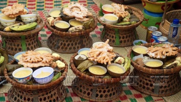 Sakaya, bánh ngon truyền thống của người Chăm