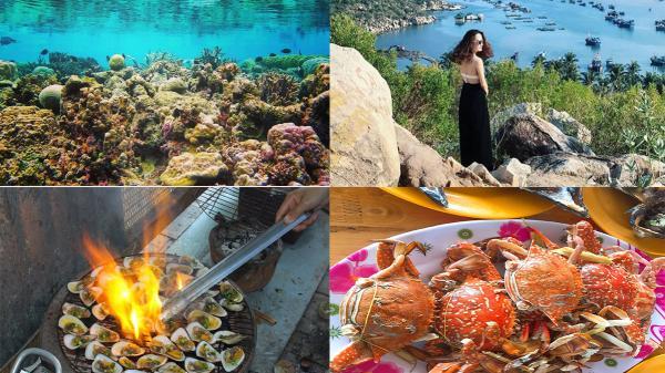 MÊ ĐẮM với vẻ đẹp của Maldives Việt Nam ở Ninh Thuận