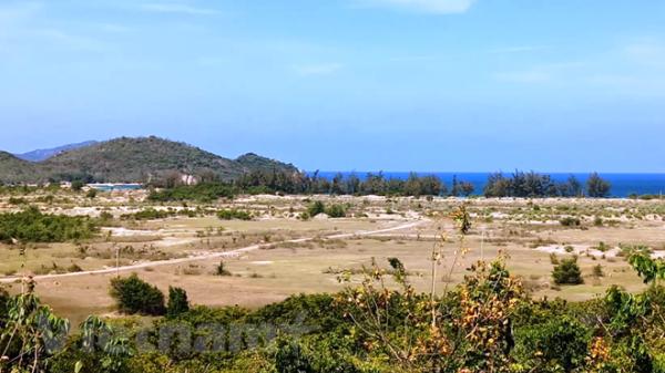 Ninh Thuận: 'Siêu dự án nghìn tỷ' ven biển bỏ hoang sau 13 năm 'chiếm' đất vàng