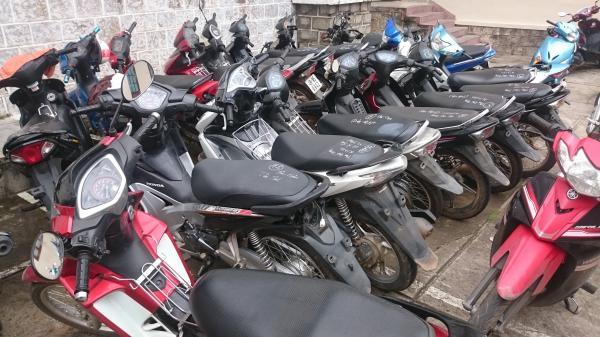 Ninh Thuận: Tiếp tục truy bắt băng nhóm trộm cướp số lượng lớn xe máy
