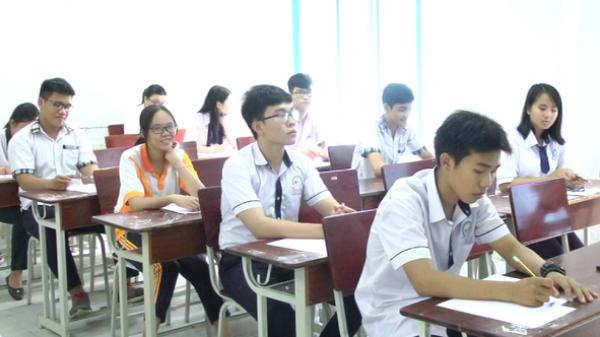Ninh Thuận: Công bố kết quả Kỳ thi THPT Quốc gia năm 2018