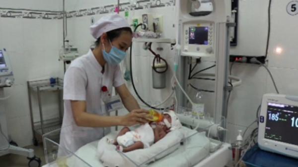Ninh Thuận: Sàng lọc sơ sinh để có những đứa trẻ khỏe mạnh