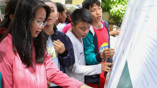 Toàn tỉnh Ninh Thuận có 6.230 học sinh trúng tuyển vào lớp 10 THPT hệ công lập