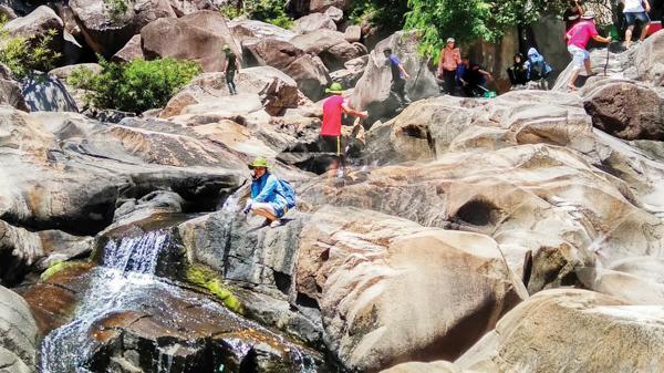 Suối Tiên - điểm dừng chân lý tưởng khi đến với Ninh Thuận