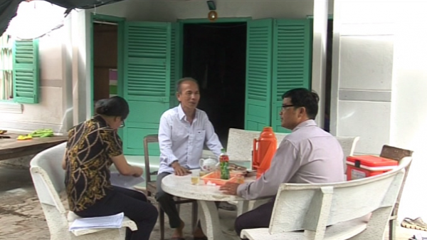 Huyện Ninh Hải làm tốt công tác đền ơn đáp nghĩa
