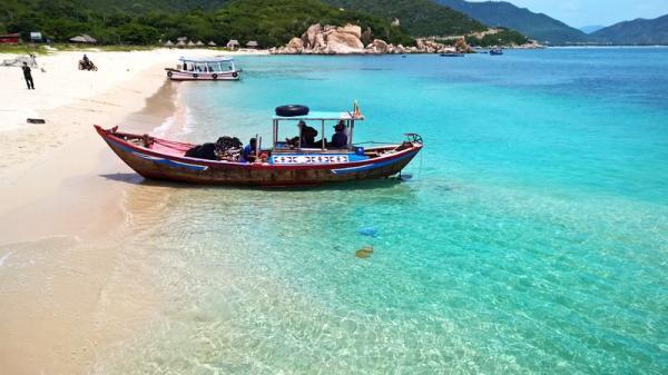 Check-in những bãi biển đẹp nhất Ninh Thuận, hoang sơ nhưng đầy mê hoặc