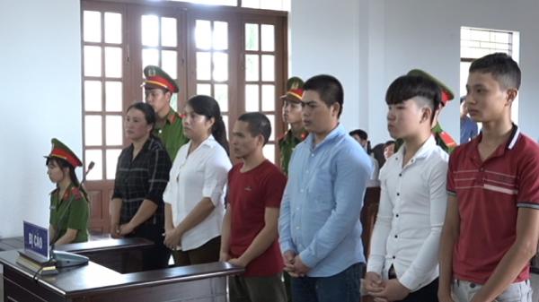 Ninh Thuận: xét sử sơ thẩm vụ án gây rối trật tự công cộng