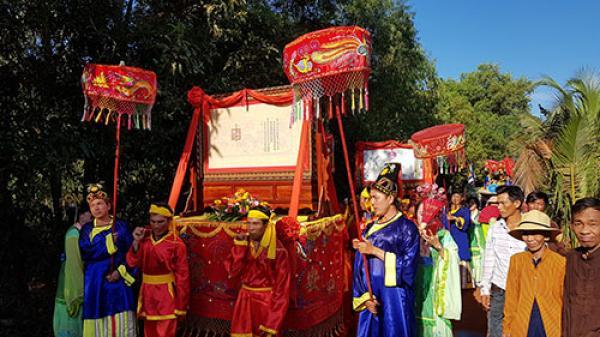Khởi động Lễ hội Văn hóa – Du lịch Dinh Thầy Thím