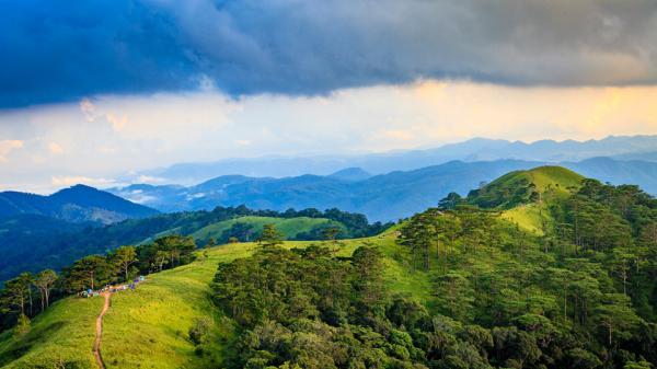 Tà Năng - Phan Dũng  cung đường trekking đẹp nhưng đầy rẫy NGUY HIỂM
