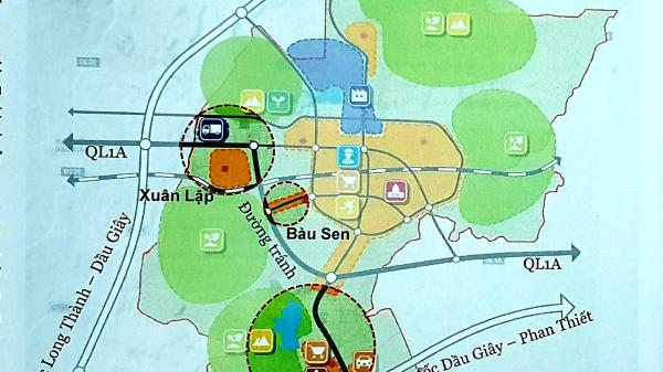 """Long Khánh sẽ là """"ốc đảo"""" xanh của vùng TP.HCM"""