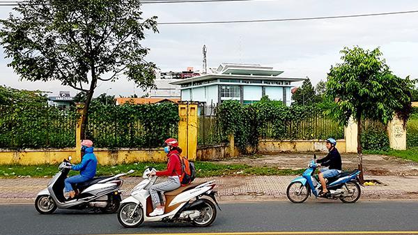 Xây dựng công viên B5 ở Biên Hòa: Thêm khoảng xanh cho đô thị